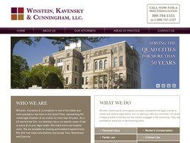 Winstein, Kavensky & Cunningham, LLC (Scott Co., Iowa)