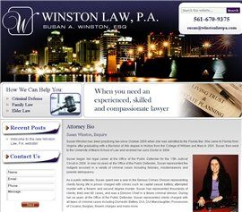 Winston Law, P.A. (West Palm Beach, Florida)