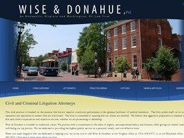 Wise & Donahue, PLC (Fairfax Co., Virginia)