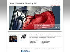 Wood, Thacker & Weatherly, P.C. (McKinney, Texas)