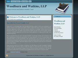 Woodburn and Watkins, LLP (Amarillo, Texas)