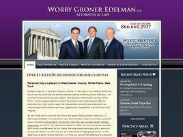 Worby Groner Edelman LLP (White Plains, New York)