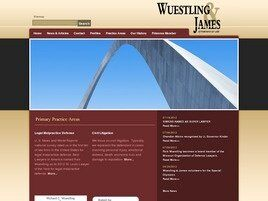 Wuestling & James, L.C. (St. Louis, Missouri)