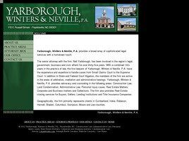 Yarborough, Winters & Neville, P.A. (Fayetteville, North Carolina)