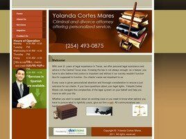 Yolanda Cortes Mares Attorney at Law (Temple, Texas)