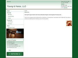 Young & Haros, LLC (Milford, Pennsylvania)