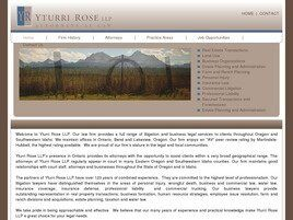 Yturri Rose, LLP (Bend, Oregon)