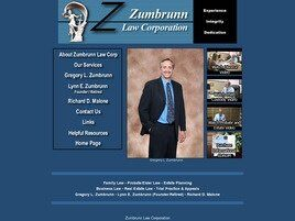 Zumbrunn Law Corporation (Victorville, California)