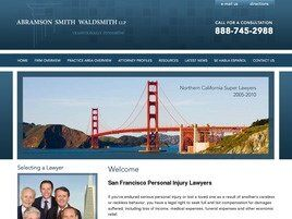 Abramson Smith Waldsmith, LLP ( San Francisco,  CA )