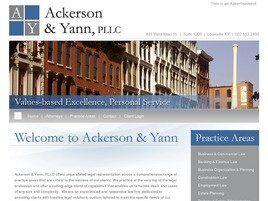 Ackerson & Yann, PLLC (Louisville, Kentucky)