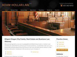 Adam Hollar Law LLC(Oregon City, Oregon)
