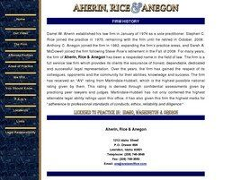 Aherin, Rice & Anegon A Professional Association (Lewiston, Idaho)