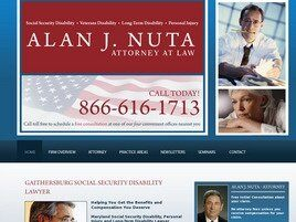 Alan J. Nuta (Big Pool,  MD)