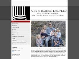 Alan R. Harrison Law, PLLC (Idaho Falls,  ID)