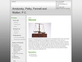 Amdursky, Pelky, Fennell and Wallen, P.C. ( Syracuse,  NY )