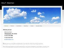 Amy F. Steerman Attorney at Law ( Philadelphia,  PA )