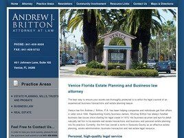 Andrew J. Britton, P.A. (North Port,  FL)