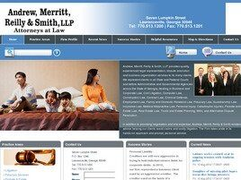 Andrew, Merritt, Reilly & Smith, LLP (Lawrenceville,  GA)
