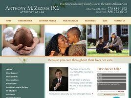 Anthony M. Zezima P.C. Attorney at Law ( Atlanta,  GA )