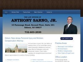 Anthony Sarno, Jr. ( Edison,  NJ )