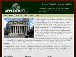 Appel & Yost LLP(Lancaster, Pennsylvania)