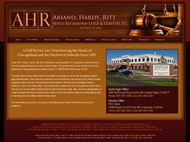 Ariano, Hardy, Ritt Nyuli Richmond Lytle & Goettel P.C.(South Elgin, Illinois)