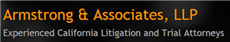 Armstrong & Associates, LLP (San Francisco Co.,   CA )