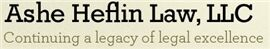 Ashe Heflin Law, LLC (Decatur,  AL)