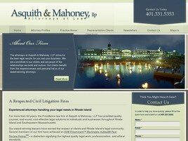 Asquith & Mahoney, P.C. (Providence Co.,   RI )