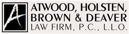 Atwood, Holsten, Brown and Deaver Law Firm, P.C., L.L.O. (Lincoln,  NE)
