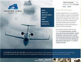 Aviation Legal Group, PA ( Fort Lauderdale,  FL )