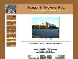 Bailey & Thomas, P.A.(Winston-Salem, North Carolina)