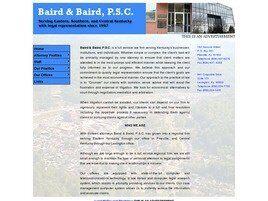 Baird & Baird, P.S.C.(Pikeville, Kentucky)