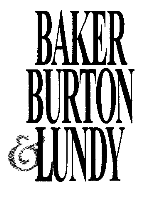 Baker, Burton & Lundy (Orange Co.,   CA )