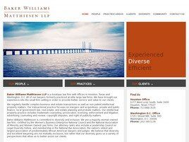 Baker Williams Matthiesen LLP(Houston, Texas)