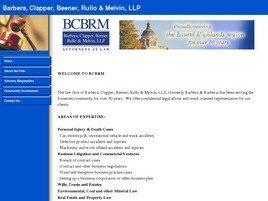Barbera, Clapper, Beener, Rullo & Melvin, LLP (Somerset, Pennsylvania)
