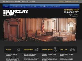 Barclay Law LLC ( Tuscaloosa,  AL )