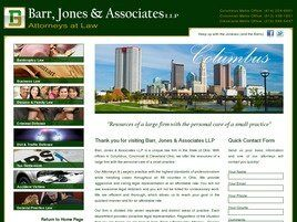 Barr, Jones & Associates LLP(Columbus, Ohio)