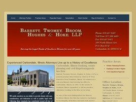 Barrett, Twomey, Broom, Hughes & Hoke, LLP (Williamson Co.,   IL )