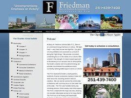 Barry A. Friedman & Associates, P.C. ( Fairhope,  AL )