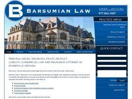 Barsumian Law (Newburgh,  IN)