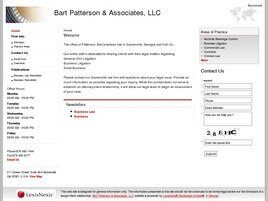Bart Patterson & Associates, LLC (Gainesville,  GA)