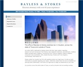 Bayless & Stokes ( Houston,  TX )