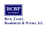 Beck, Chaet, Bamberger & Polsky, S.C. (Dane Co.,   WI )