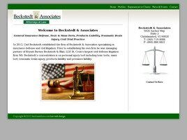 Beckstedt & Associates ( Christiansted, St. Croix,   Christiansted, St. Croix )
