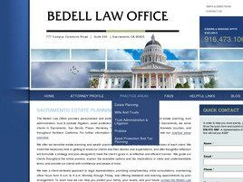 Bedell Law Office (Sacramento,  CA)