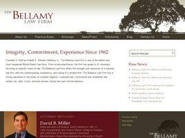 The Bellamy Law Firm(Myrtle Beach, South Carolina)
