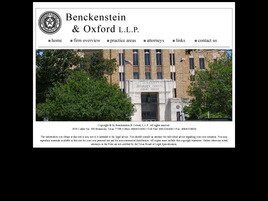 Benckenstein & Oxford, L.L.P. (Beaumont,  TX)