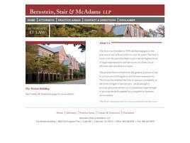 Bernstein, Stair & McAdams LLP ( Knoxville,  TN )