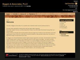Biggers & Associates, PLLC ( Asheville,  NC )